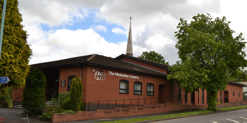 Bromsgrove Methodist Centre