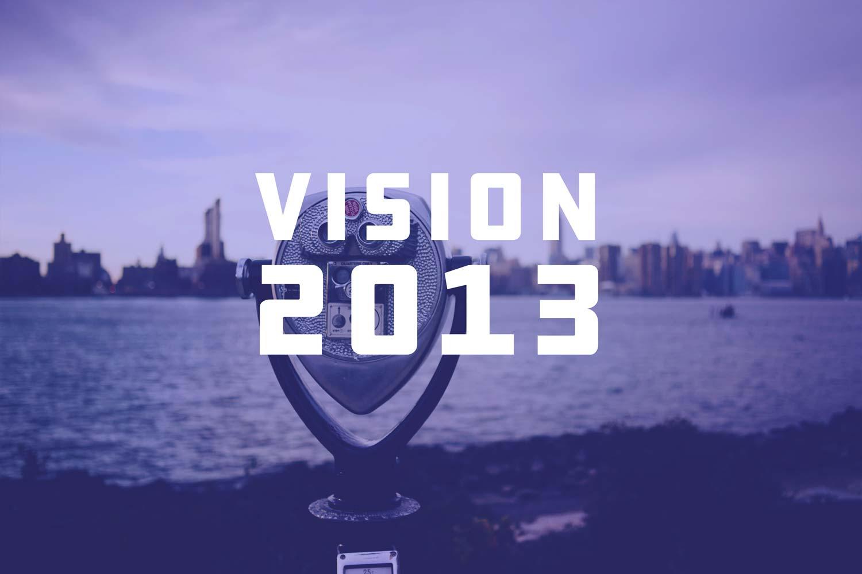 Elders Vision for 2013